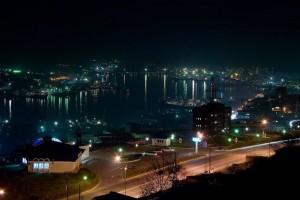 夜景と夜の街並み2