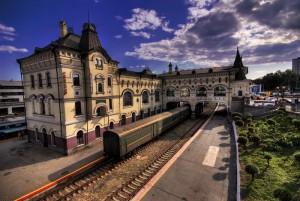 ウラジオストク駅3