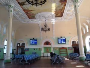 ウラジオストク駅5