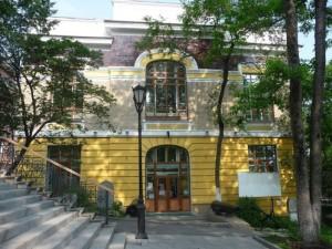 国立アルセーニエフ博物館別館1