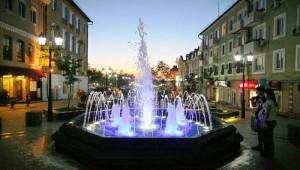 噴水通り2