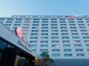 Azimut Hotel Vladivostok Building