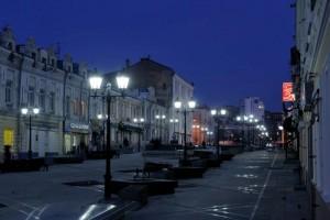 夜景と夜の街並み5