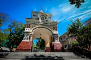 ニコライ皇太子凱旋門