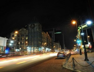 夜景と夜の街並み8