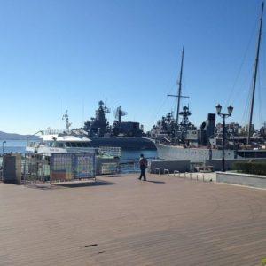 船の海辺通り2