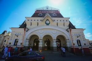 ウラジオストク駅1