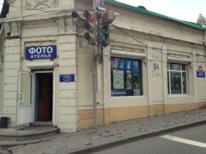 レトロ写真館