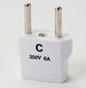 ウラジオストクの電圧、プラグ1