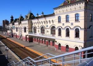 ウラジオストク駅2