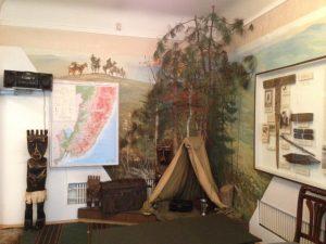 アルセーニエフの家記念館9
