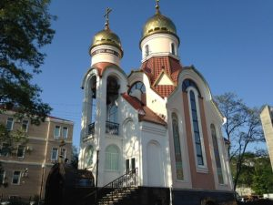 イゴリチェルニゴフスカバ教会1