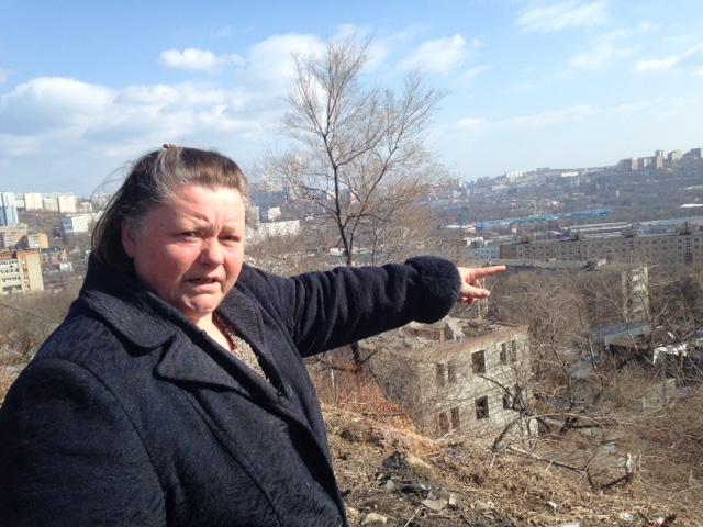 Тётя Оля1