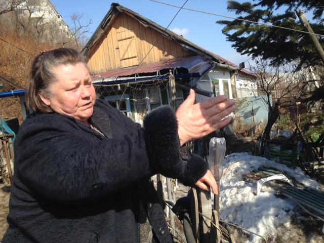 Тётя Оля2